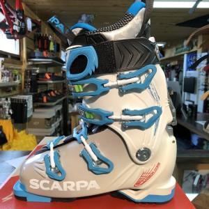 SCARPA Freedom WMN White/Turquoise
