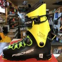 FISCHER Travers Black/Yellow
